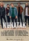 Concierto de Nunatak en Barcelona