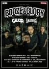 Concierto de Booze & Glory + Giuda + Analogs en Vitoria-Gasteiz