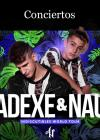 Concierto de Adexe & Nau en Sevilla