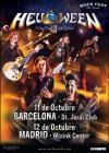 Concierto de Helloween en Barcelona