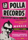 Concierto de La Polla Records en Murcia