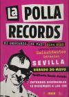 Concierto de La Polla Records en Sevilla