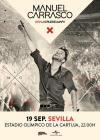 Concierto de Manuel Carrasco en Sevilla