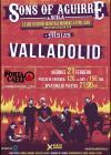 Concierto de Sons Of Aguirre + Scila en Valladolid