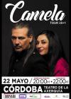 Concierto de Camela en Córdoba
