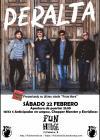 Concierto de Peralta en Madrid