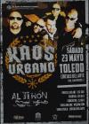 Concierto de Kaos Urbano + Al Tirón en Toledo