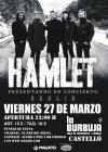 Concierto de Hamlet en Castellón de la Plana