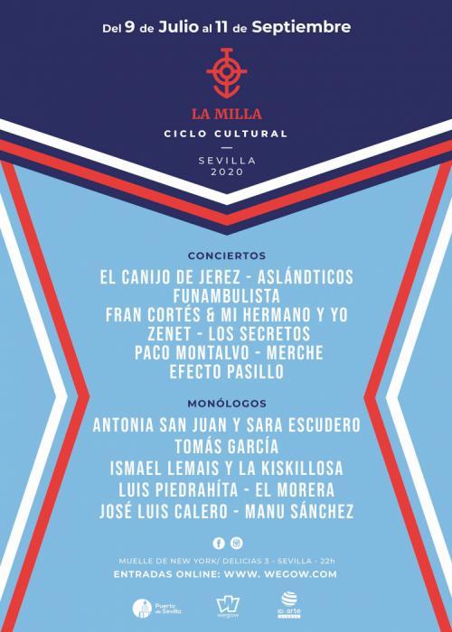 Concierto de Zenet en Sevilla
