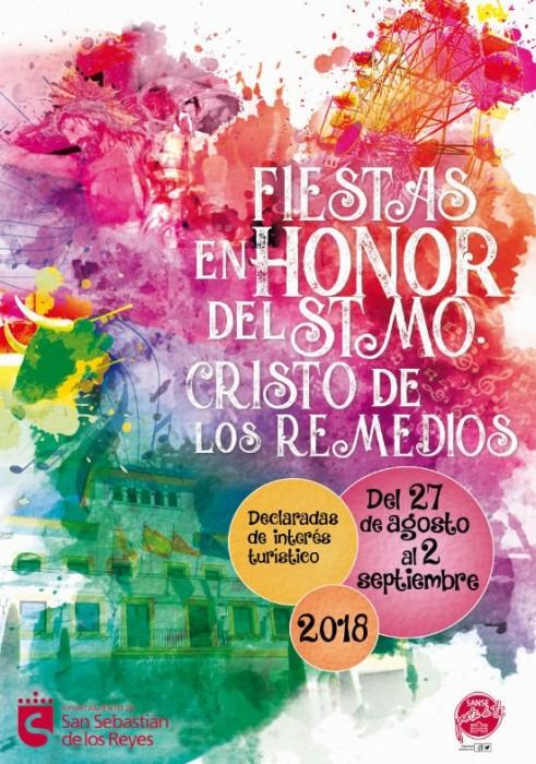 Fiestas De San Sebastian De Los Reyes Programación Conciertos 2019
