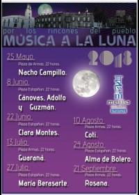 Musica a la Luna de Melilla