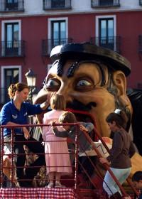 Fiestas de la Virgen de San Lorenzo de Valladolid