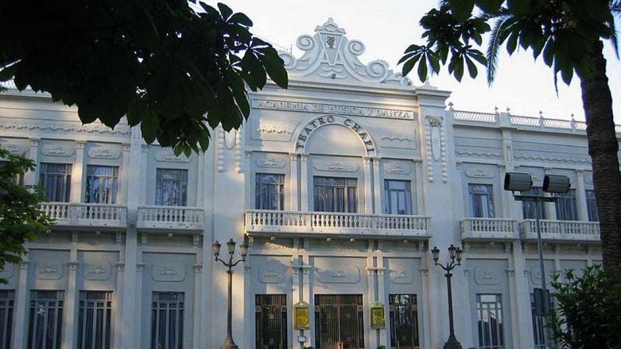 Logo de Teatro Chapí de Villena
