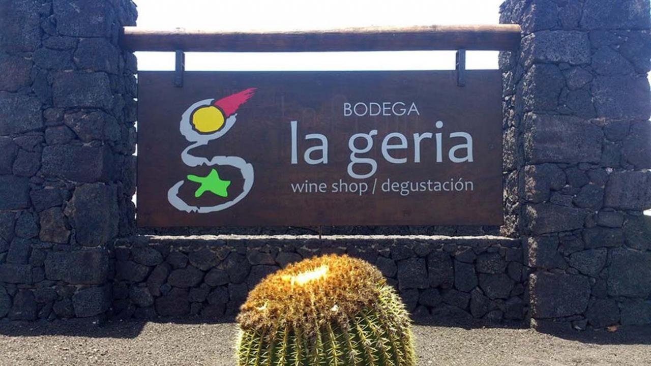 Logo de Bodegas La Geria