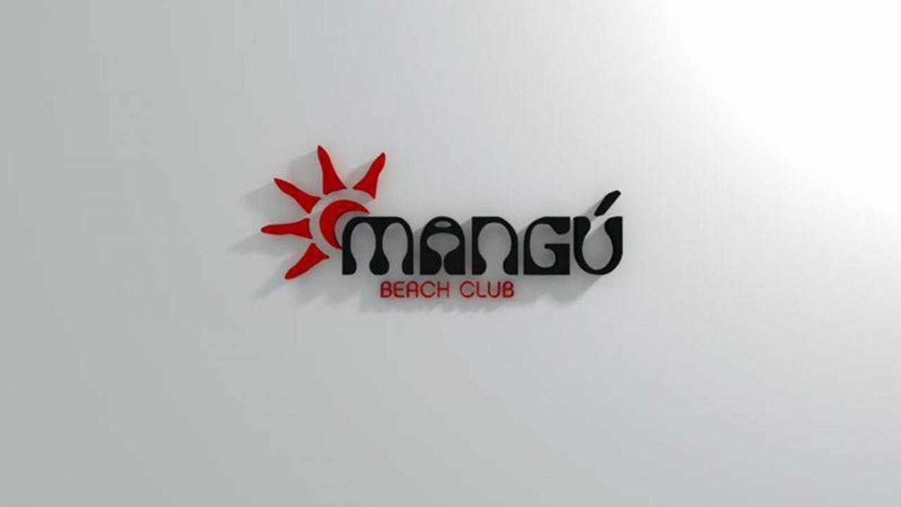 Logo de Discoteca Mangu Beach Club