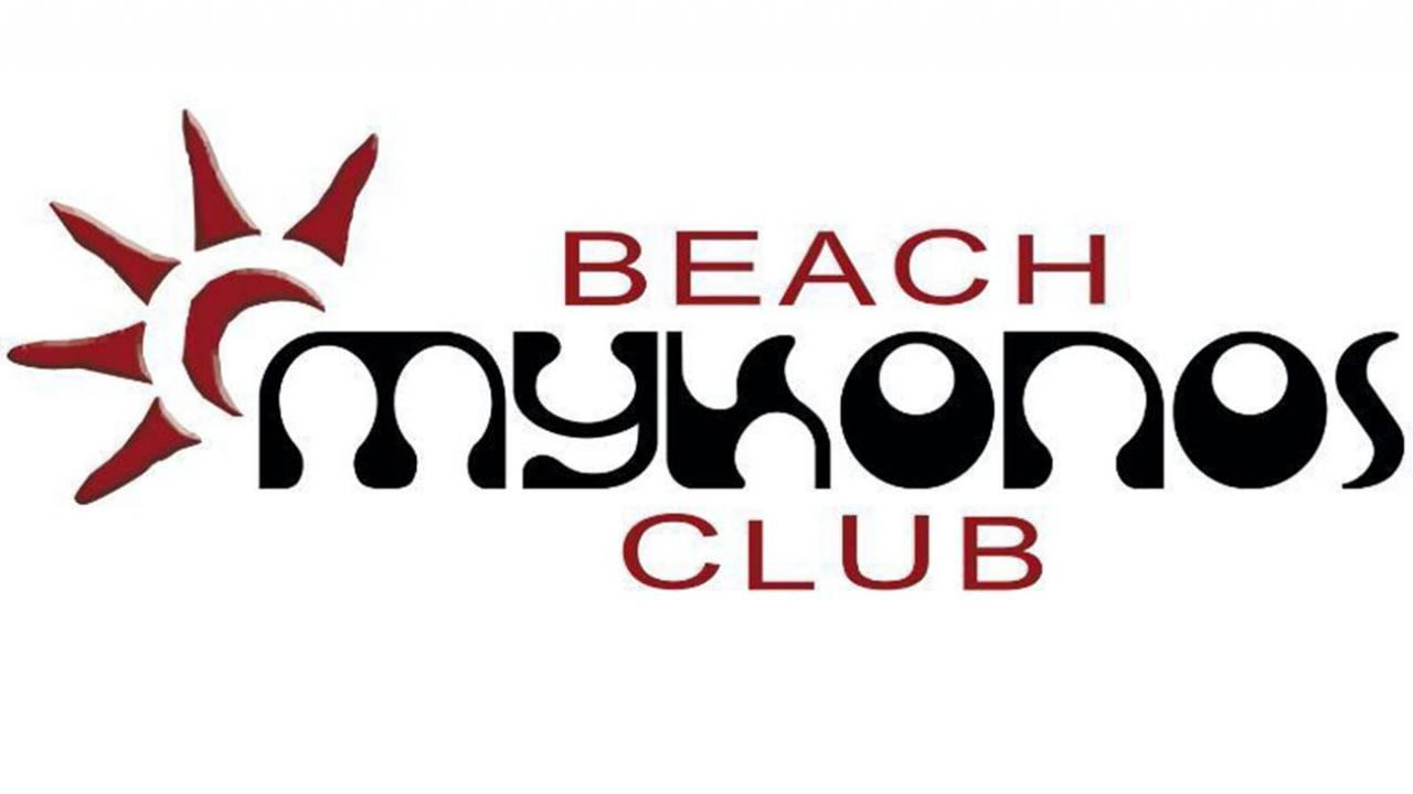Logo de Mykonos Beach Club