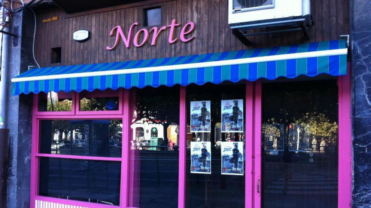 Logo de Bar, Sala y Pub El Norte