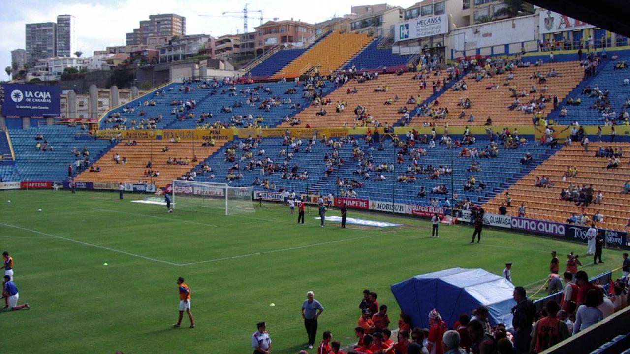 Logo de Estadio Insular