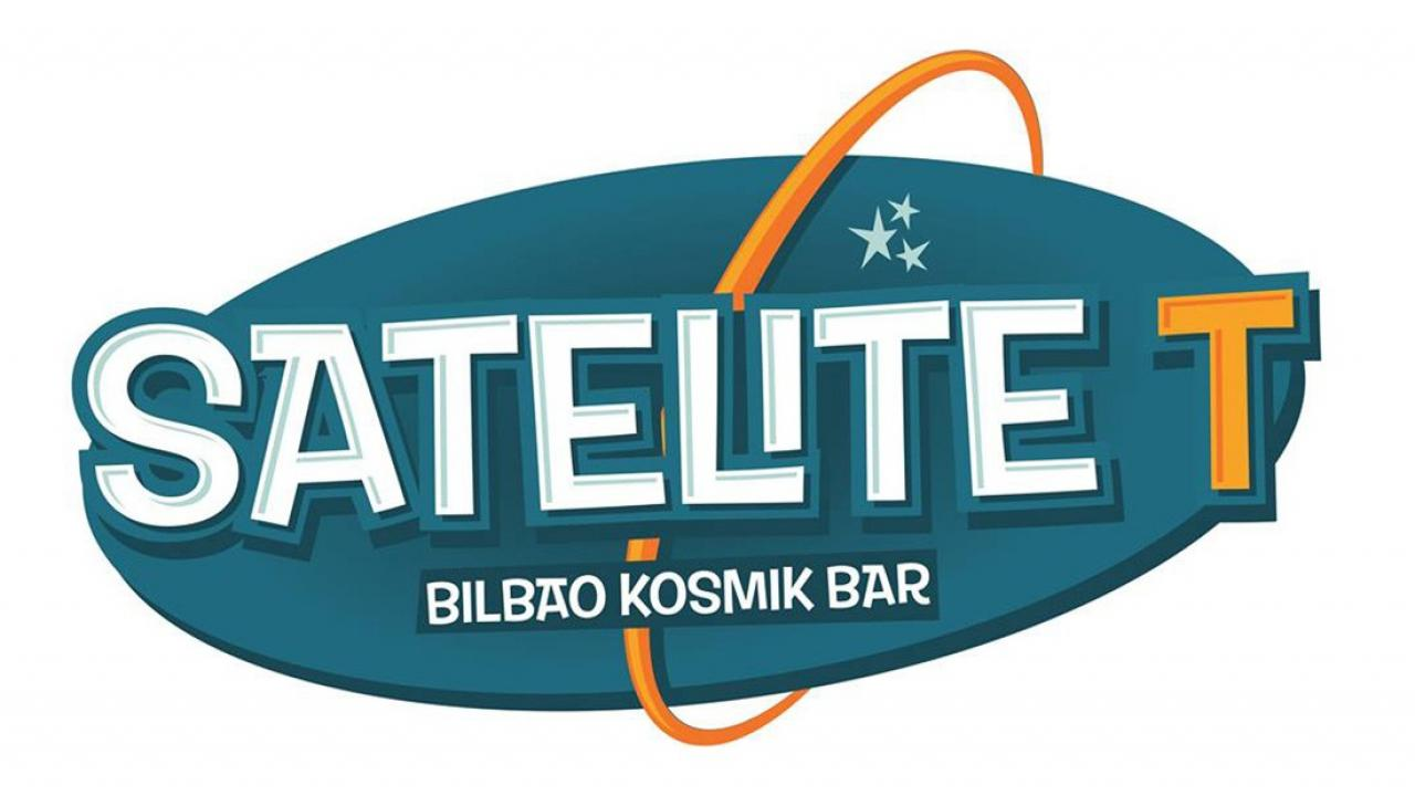 Logo de Satelite - T