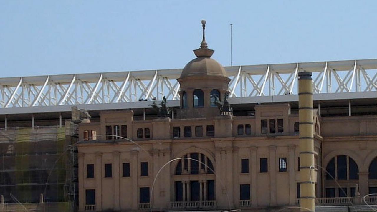 Logo de Estadio Olímpico Lluís Companys