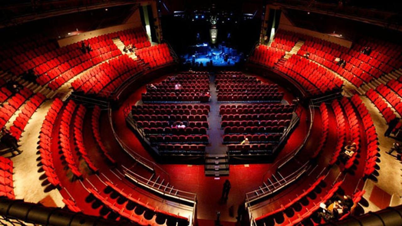 Logo de Teatro Circo Price de Madrid