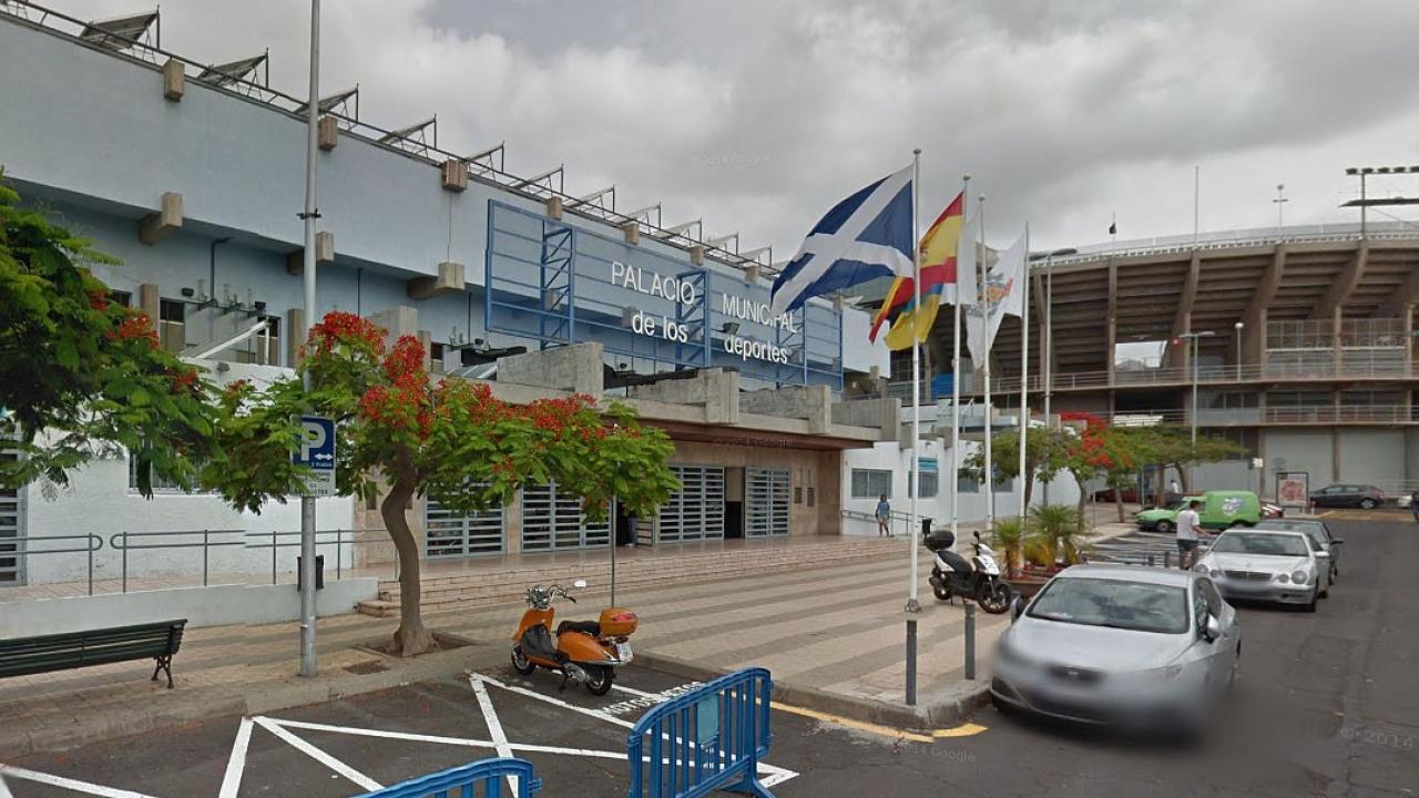 Logo de Palacio Municipal de Deportes de Tenerife