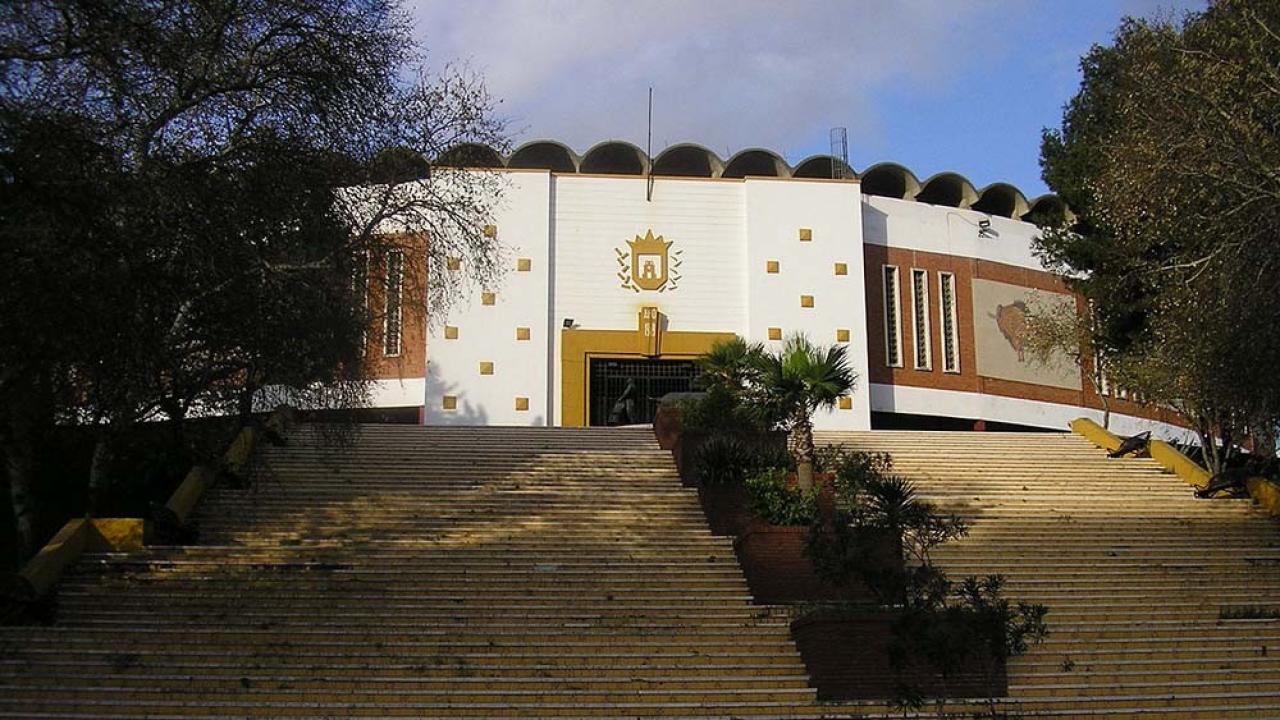 Logo de Plaza de Toros de Algeciras Las Palomas