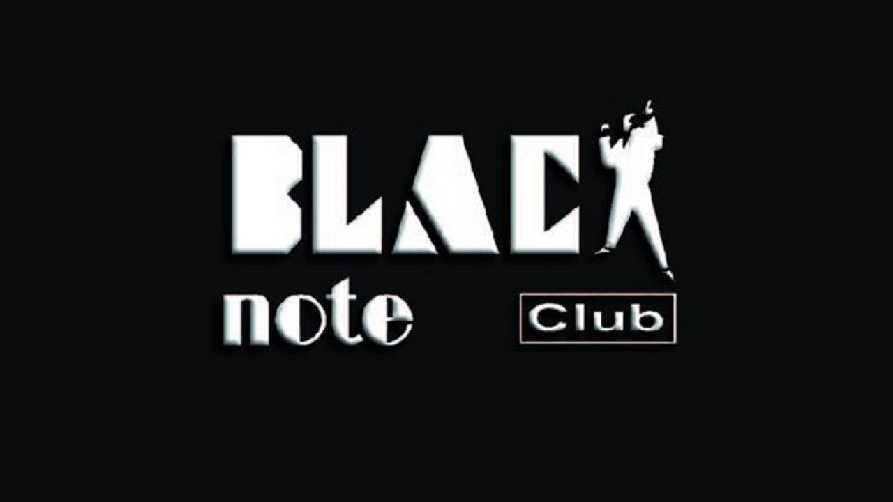 Logo de Sala Black Note Club