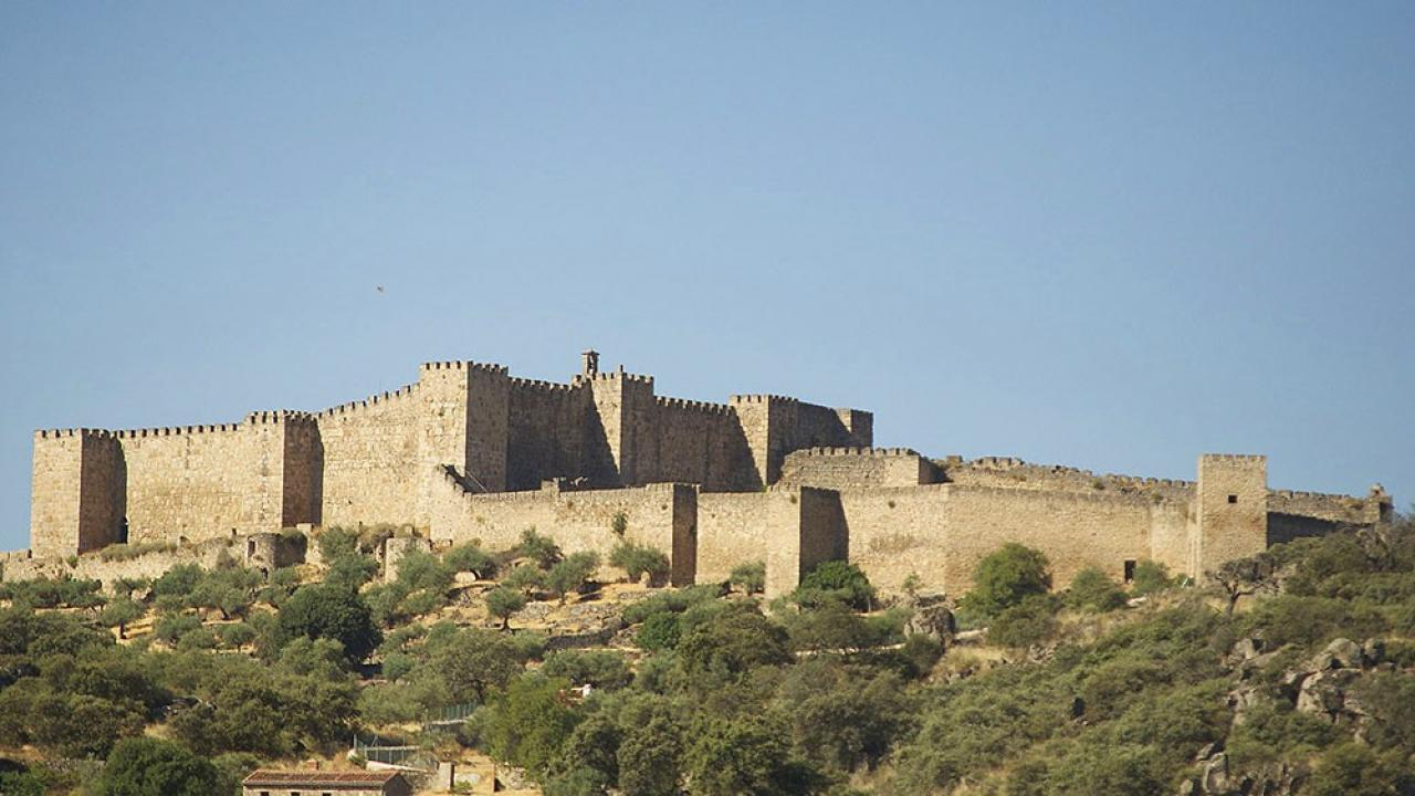 Logo de Castillo de Trujillo
