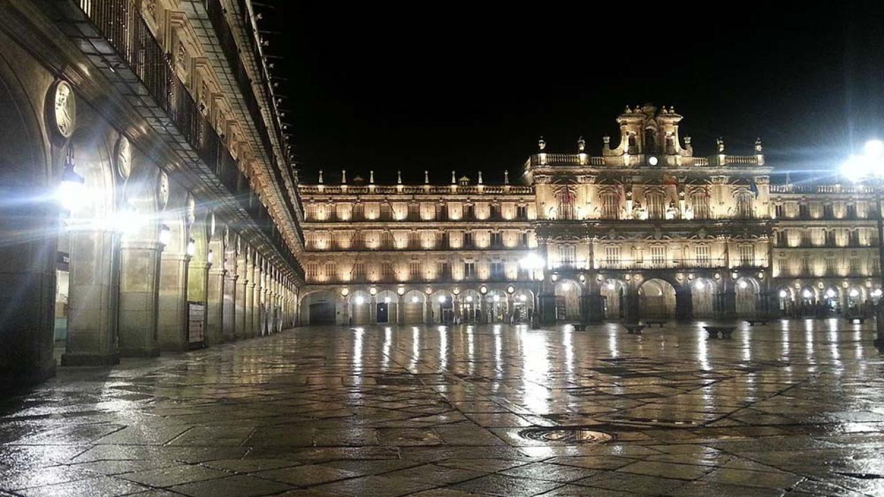 Logo de Plaza Mayor de Salamanca