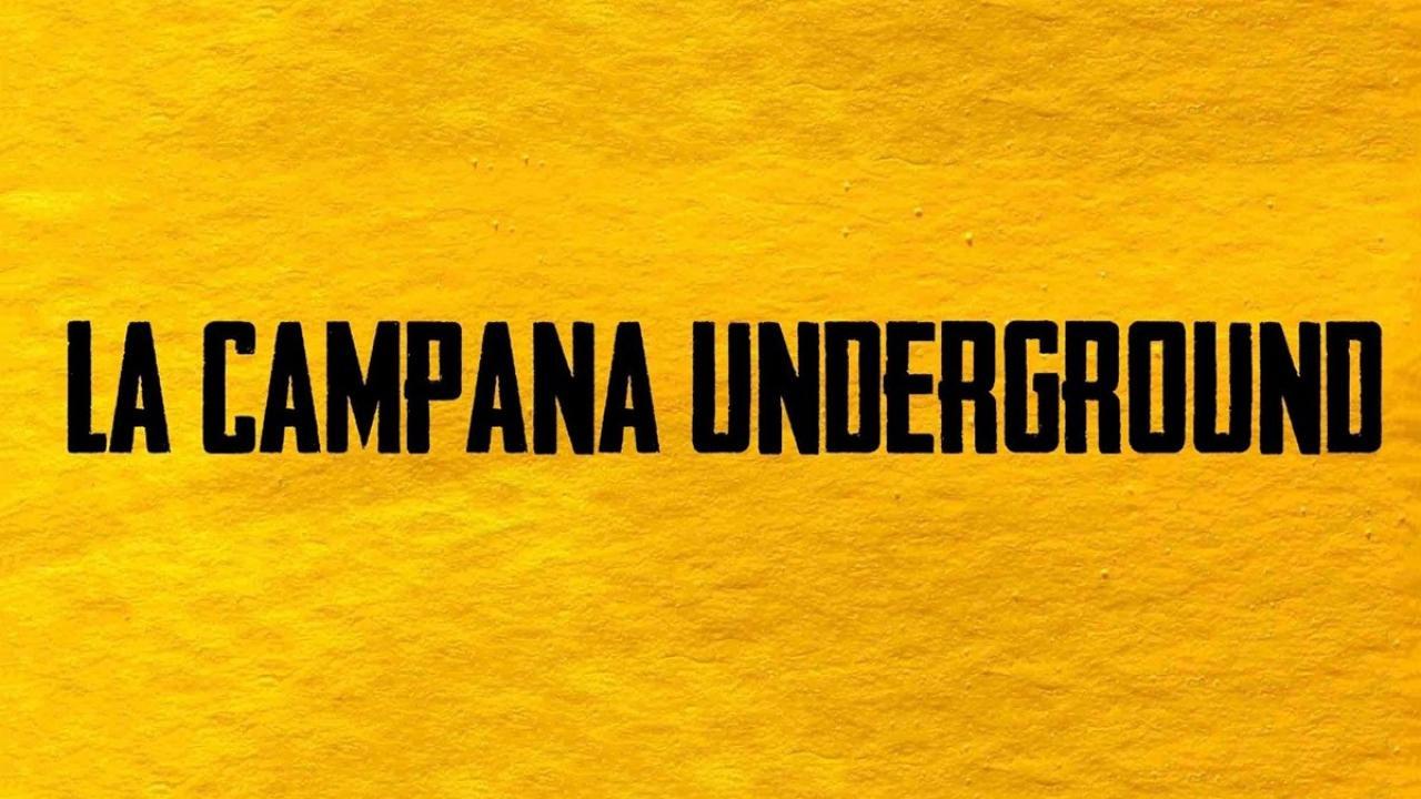 Logo de La Campana Undeground