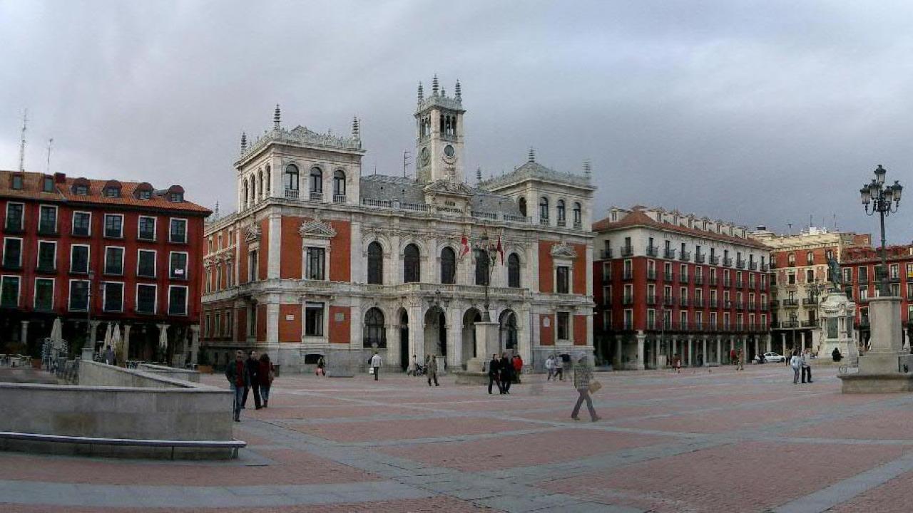 Logo de Plaza Mayor de Valladolid