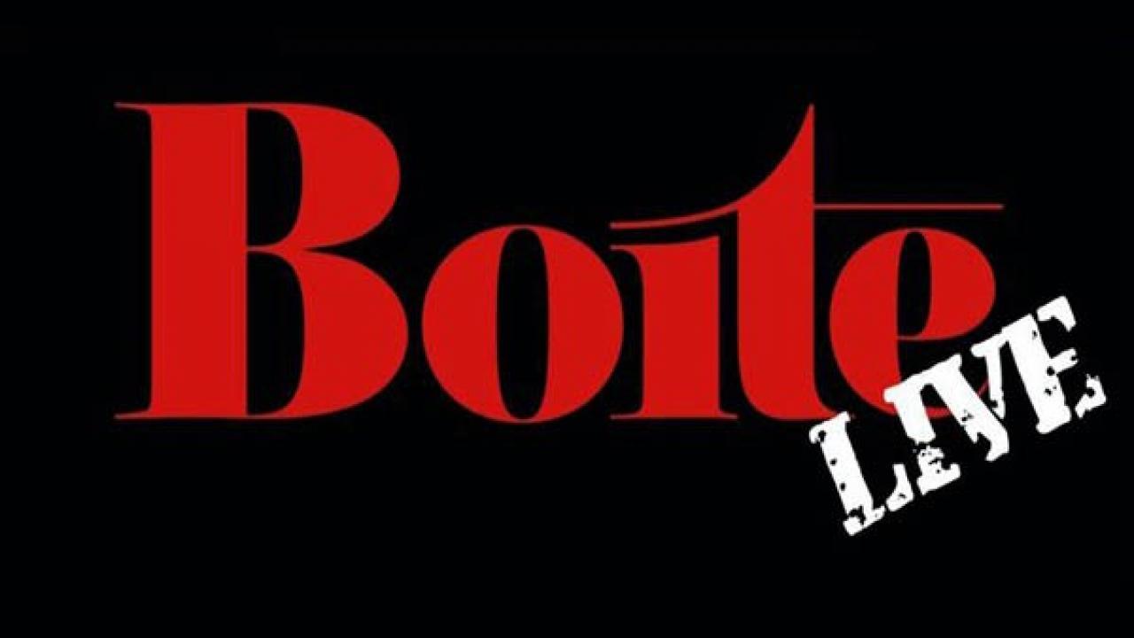 Logo de Sala Boite Live