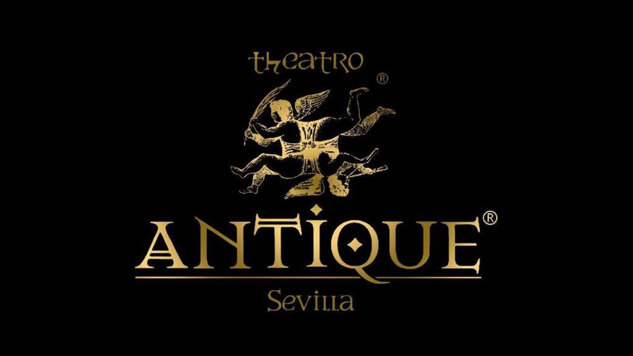 Logo de Discoteca Antique Theatro Sevilla