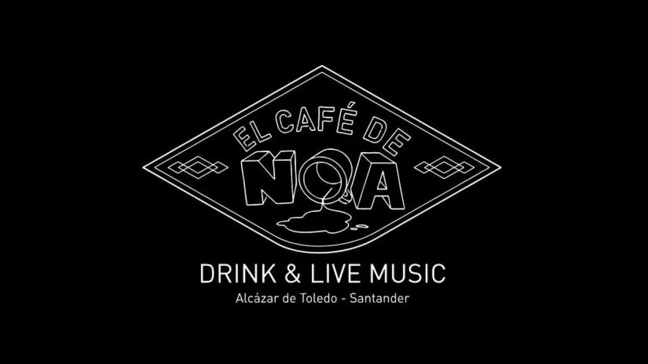 Logo de La Sala Cantabria de Santander (Café de Noa)