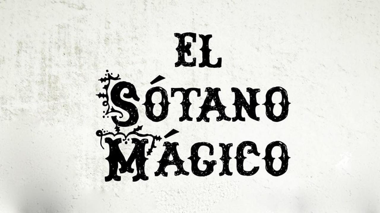 Logo de El Sótano Mágico - Sala de Magia