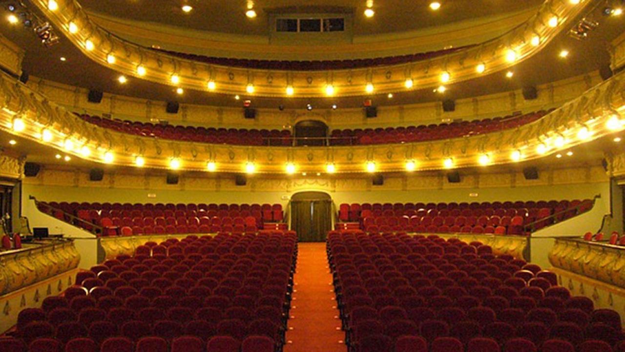 Logo de Gran Teatro de Elche