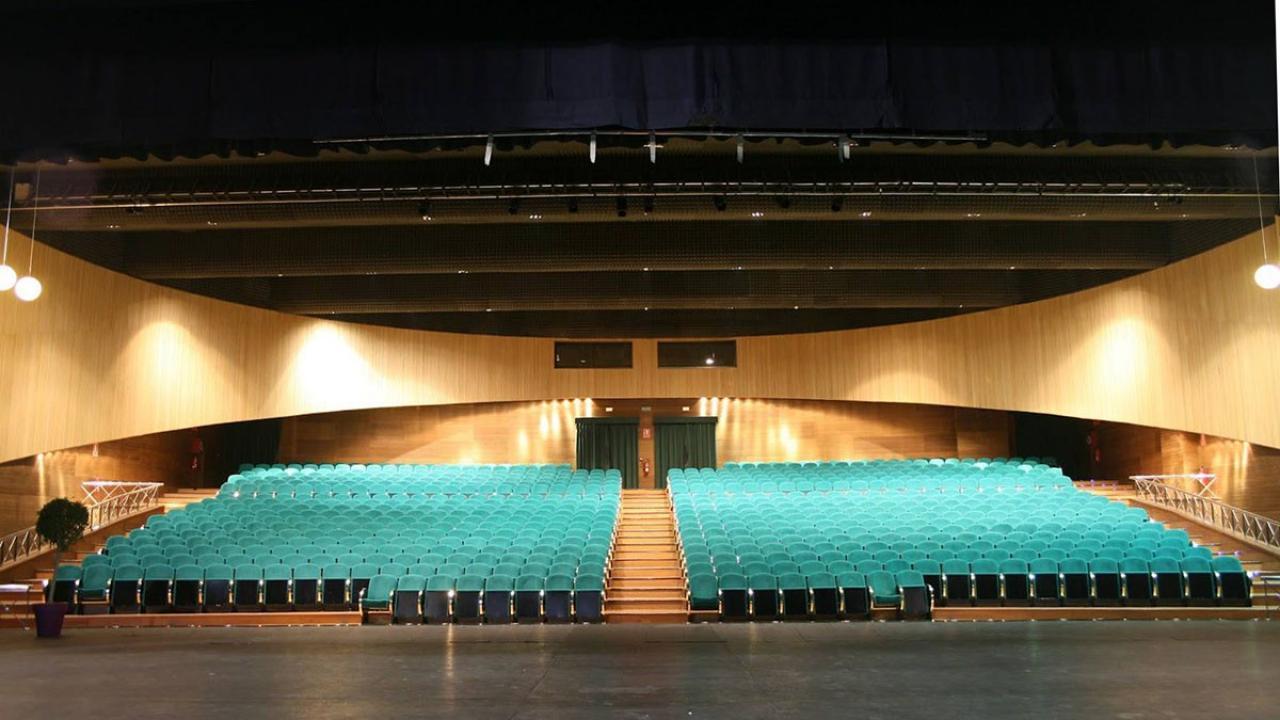 Logo de Teatro y auditorio municipal Francisco Nieva de Valdepeñas
