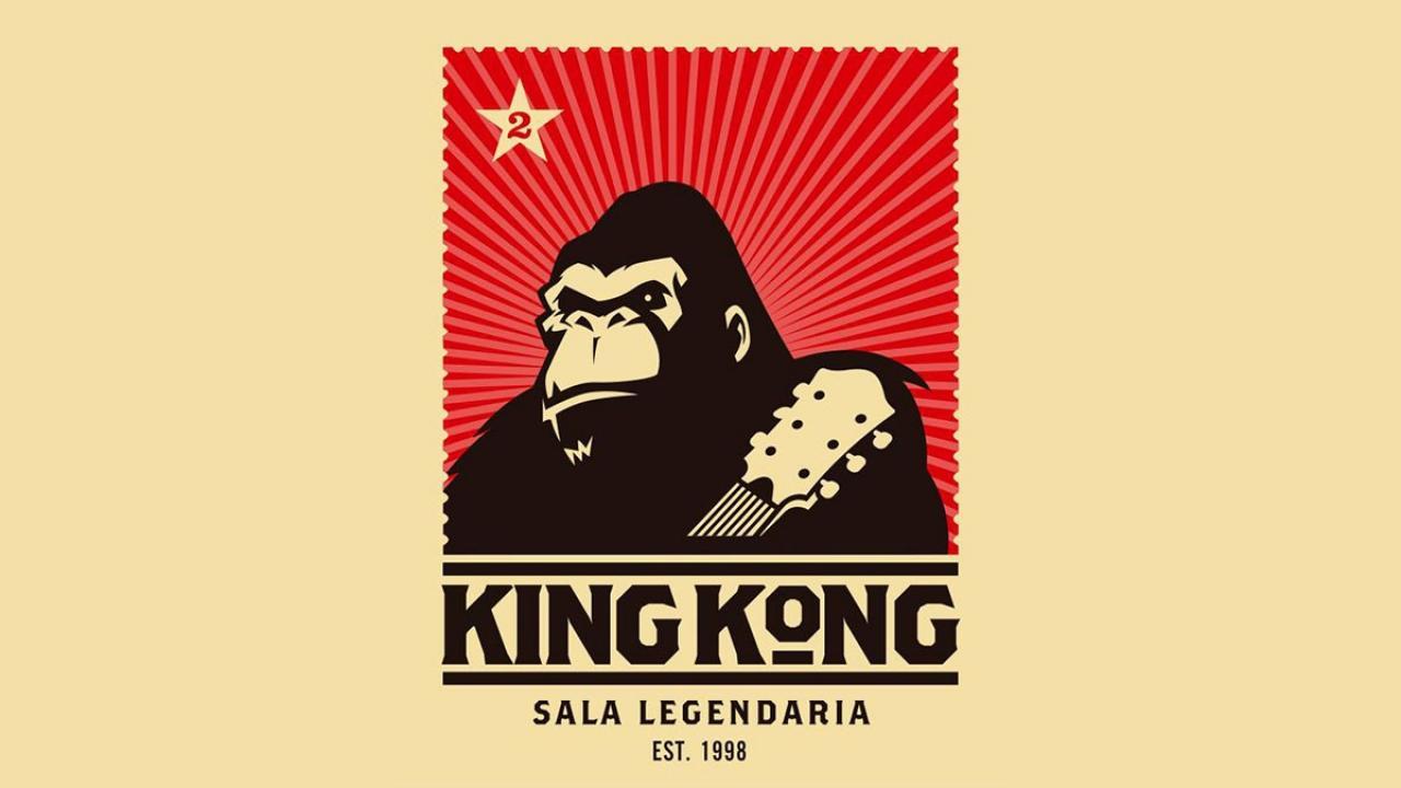 Logo de Sala King Kong Legendaria