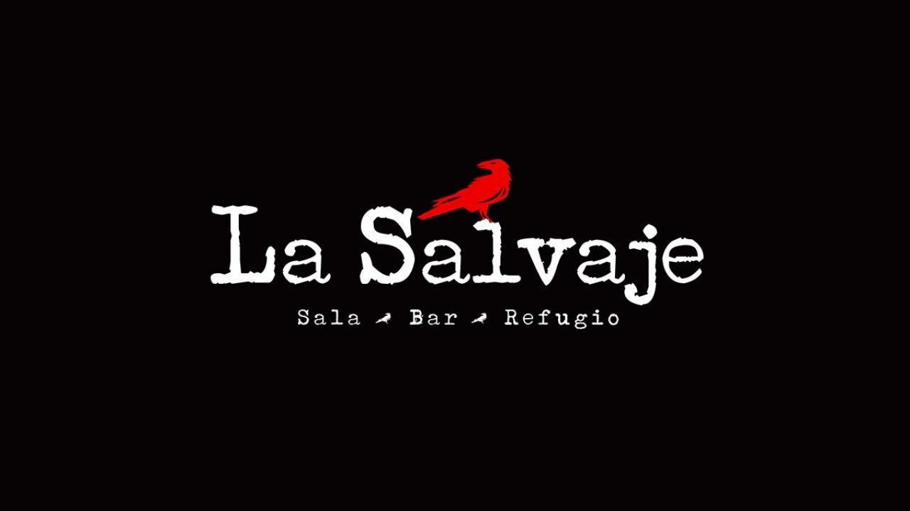 Logo de La Salvaje, Sala, Bar y Refugio en Oviedo