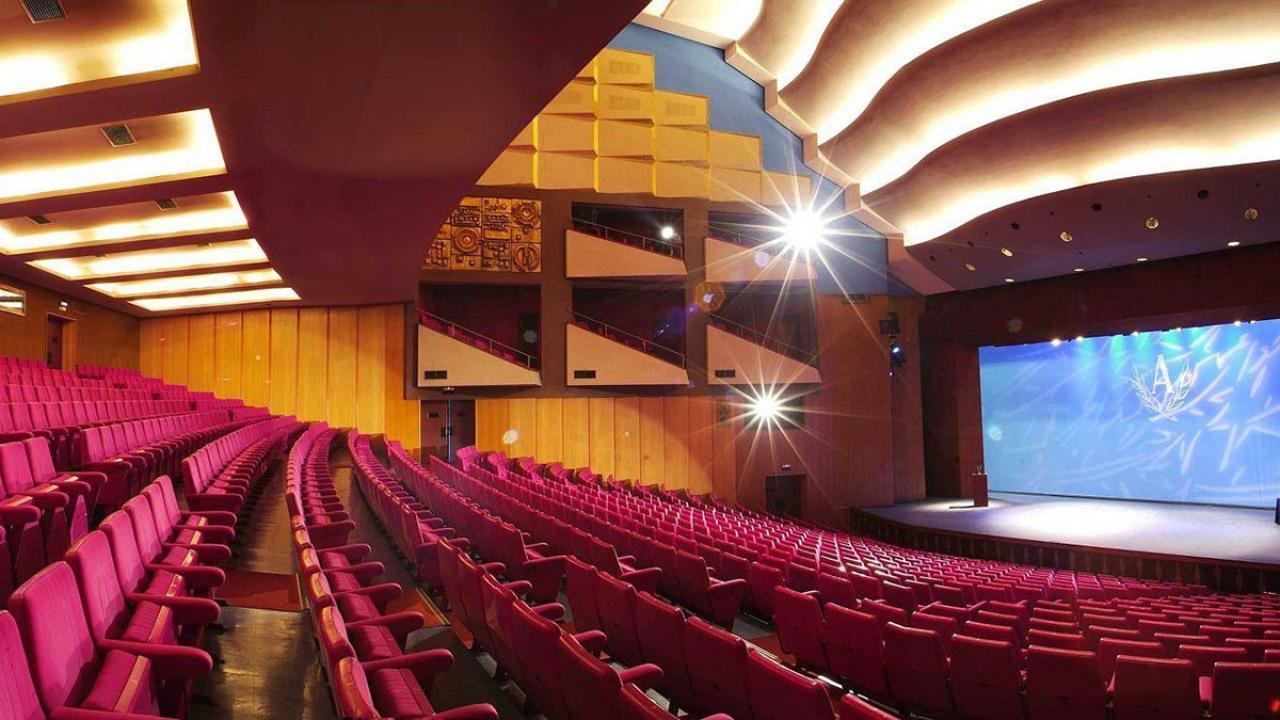 Logo de Auditorio de Palma de Mallorca