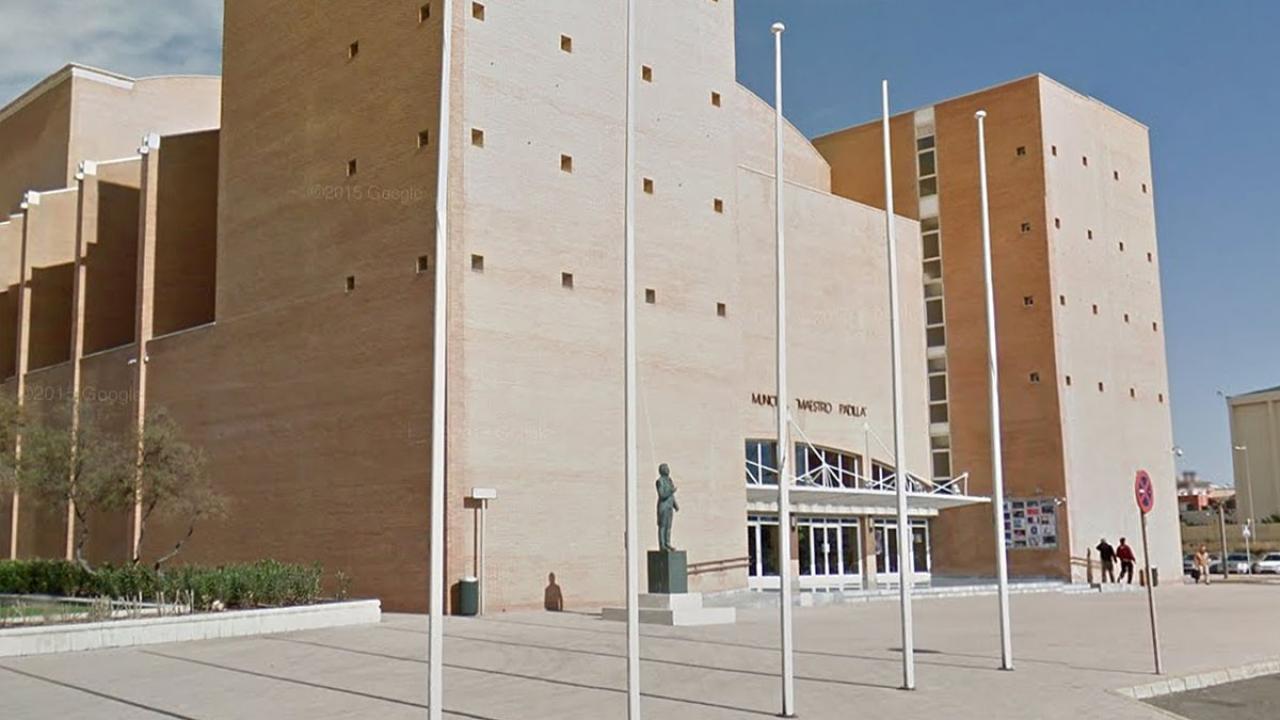 Logo de Auditorio Municipal Maestro Padilla