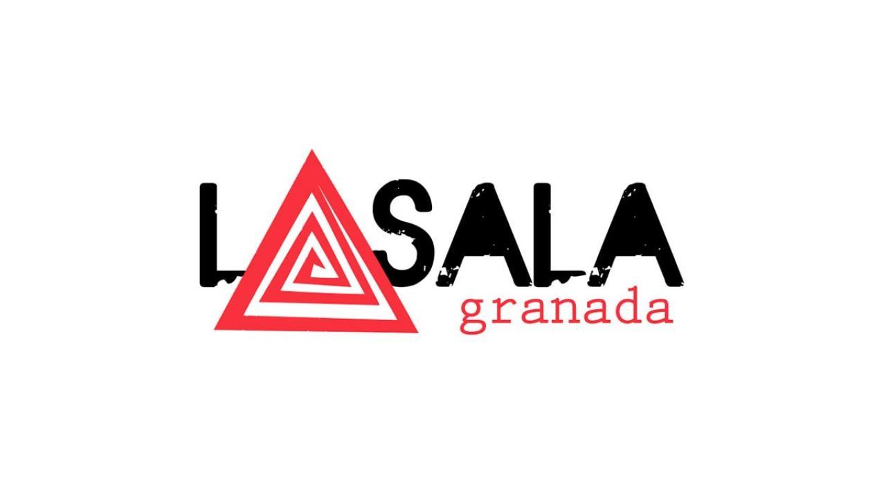 """Logo de """"La Sala"""", Sala de conciertos de Granada"""
