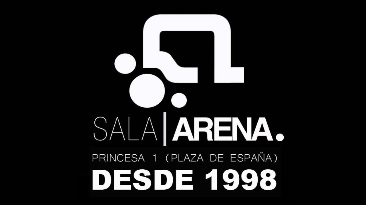 Logo de Sala Arena de Madrid (Cerrada)