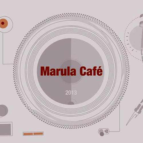Logo de Marula Café
