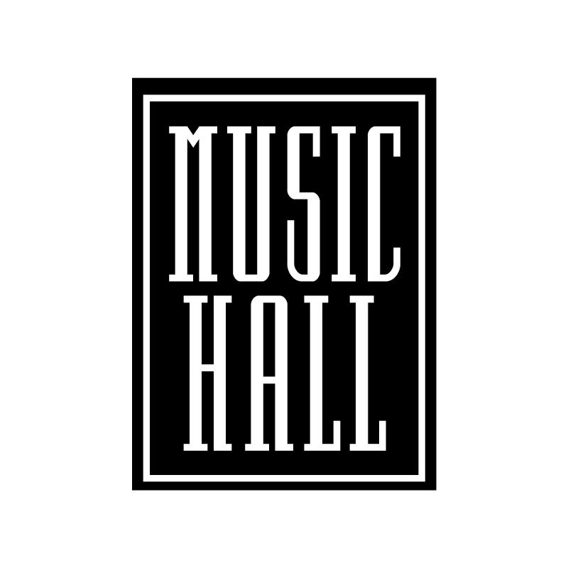 Logo de Music Hall