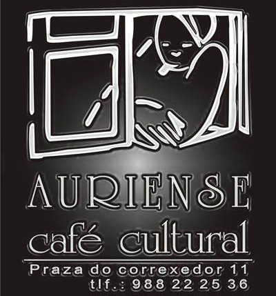 Logo de Sala y Café Cultural Auriense