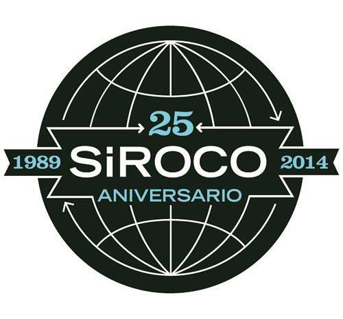 Logo de Sala Siroco