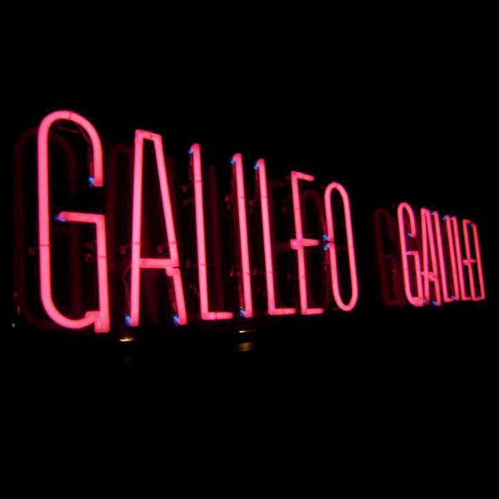 Logo de Sala Galileo Galilei