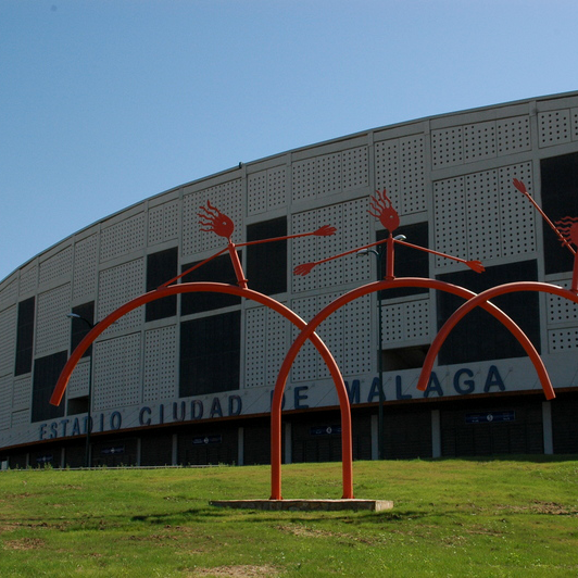 Logo de Estadio Ciudad de Málaga